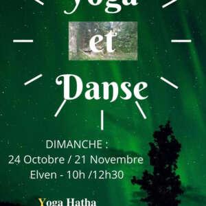 Danse NIA ancrage afro et yoga avec Gaëlle et Corinne de l'association Souffle et Mouvement à Meucon.